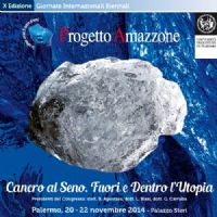 X SCIENTIFIC CONFERENCE ON BREAST CANCER - Human  Breast Cancer: In and Out the Utopia - icona_web_amazzoni.jpg